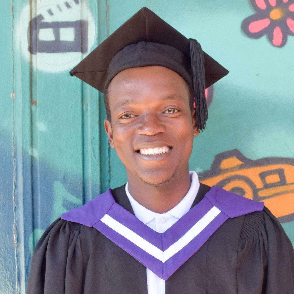 Sihle Mtshali  Richfield Graduate Institute of Technology, Kit Kat group, packager.
