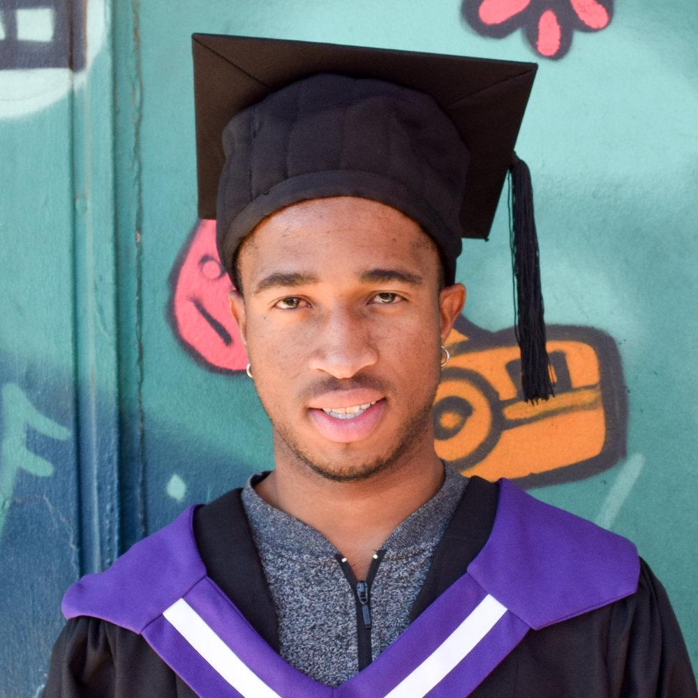 Teboho Thomas  University Of Johannesburg, Sports Communication, Sports trainer, Virgin Active