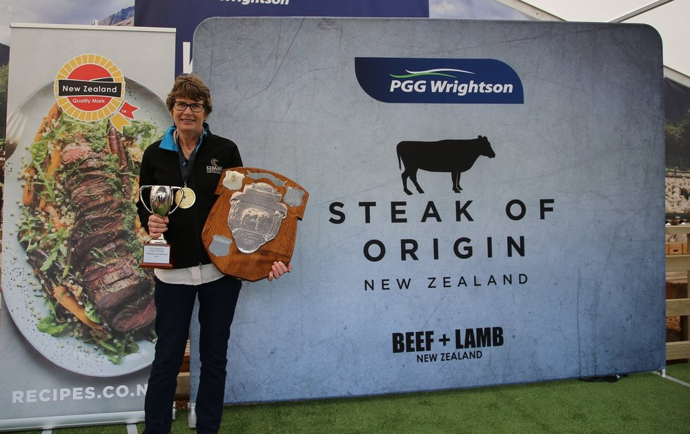 Colleen Knauf - PGG Wrightson Steak of Origin 2018 Grand Champion.JPG