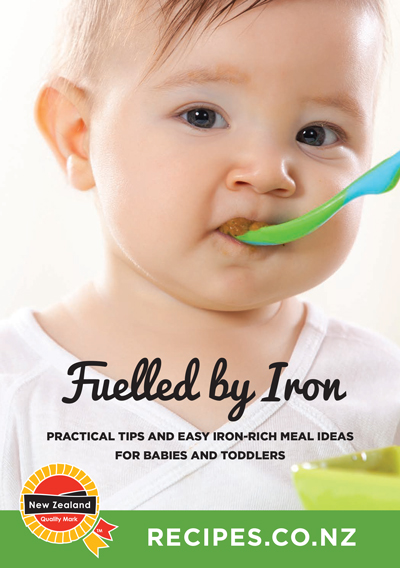 You can view our full collection of easy iron rich meals for babies and toddlers  here .
