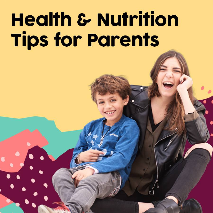 Health and nutrition tips for working parents