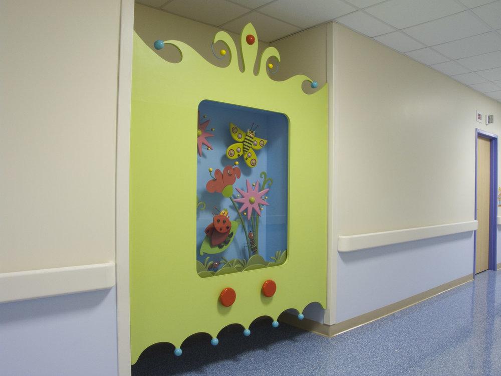 Butterfly Aviary Corridor 1