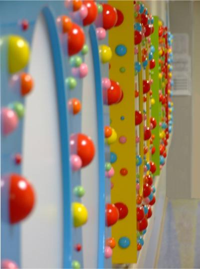Picture This Corridor detail