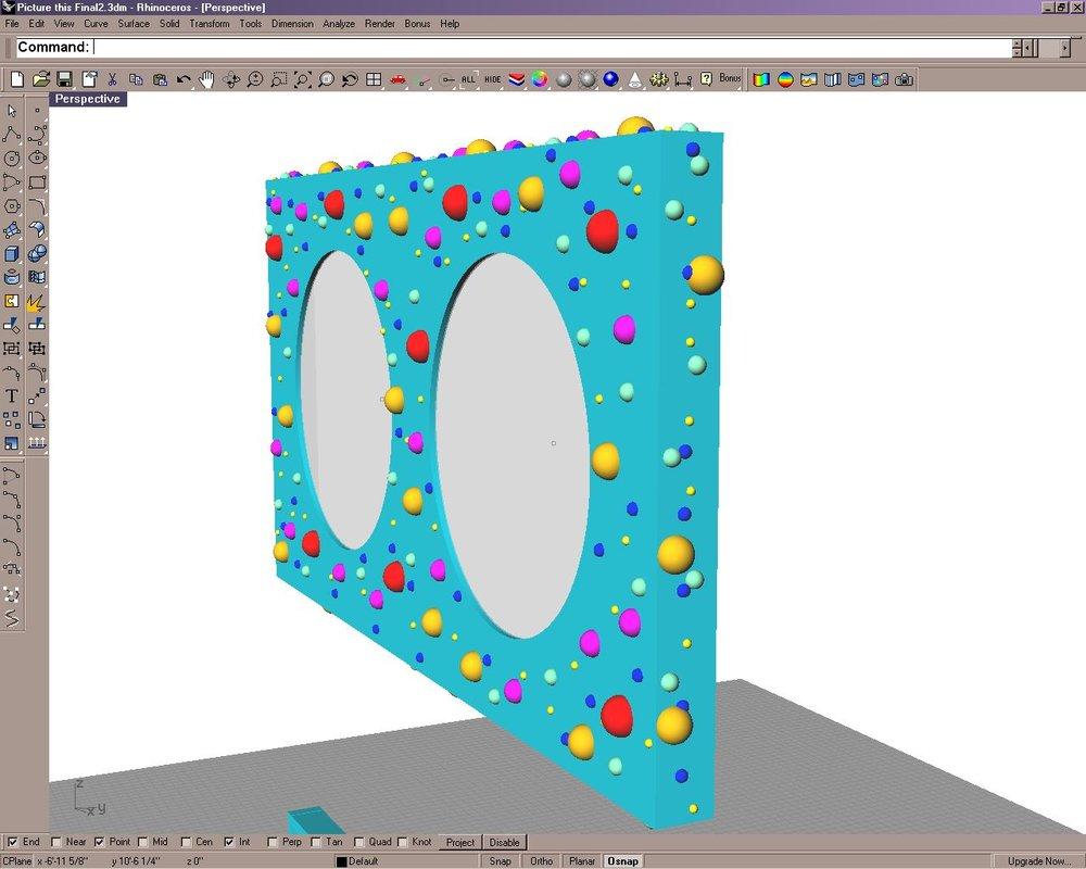 Picture This Corridor CAD