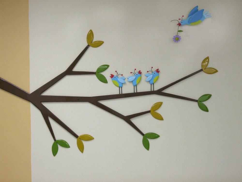 Bluebird Family detail 2