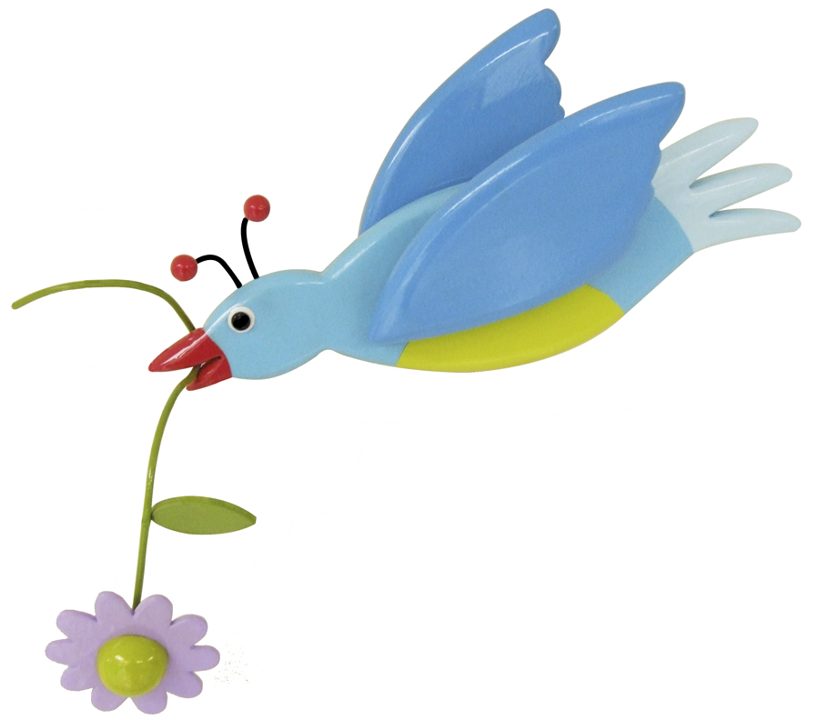 Bluebird Family detail 5