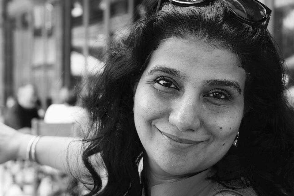 Namita Raj Singh | Apple (Cake) of Our Eye