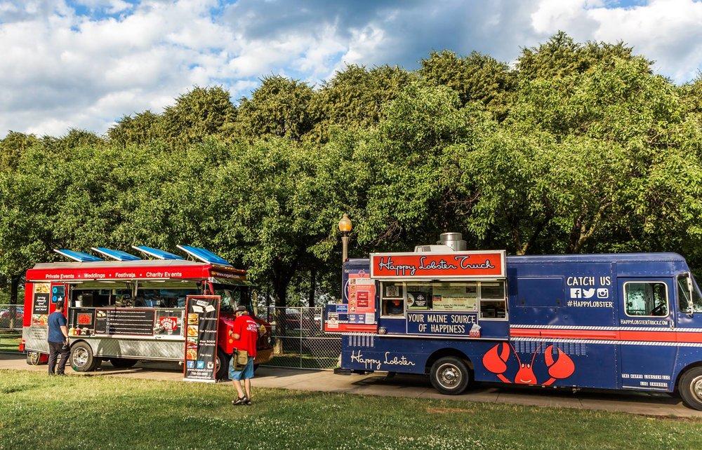 Ten of Chicago's favorite food trucks. - Food Trucks