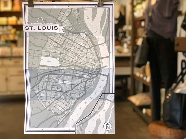 Listen up! In honor of Small Business Saturday, you can snag a FREE Shop Trail poster from @stlunionstudio or @firecrackerpress with a $75 purchase from one of our shops. 11/15 through 11/23. Our guide has over 60 local shops for you to hit this coming holiday season. Sounds like fun, right?