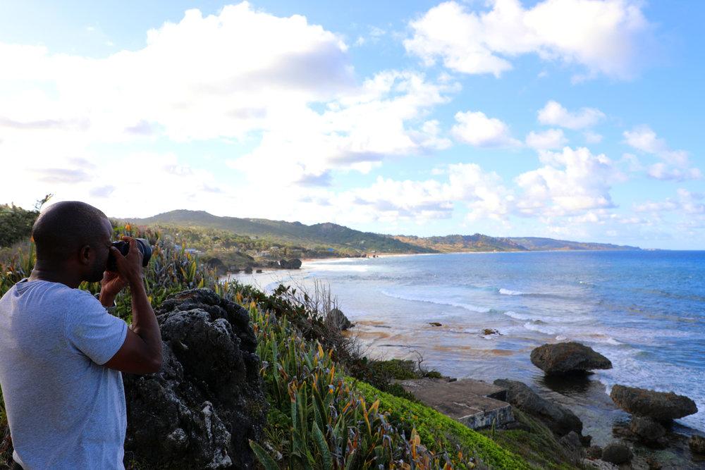 Che and atlantic ocean .jpg