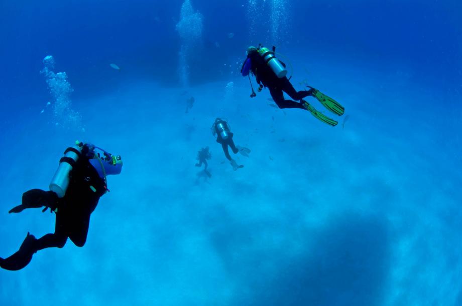 A imagem é cortesia do Ministério do Turismo das Bahamas.