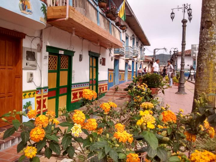 Pueblito Paisa. Foto: Medellín Travel