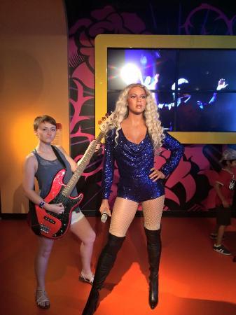 Madame Tussauds Orlando - Bey.jpg