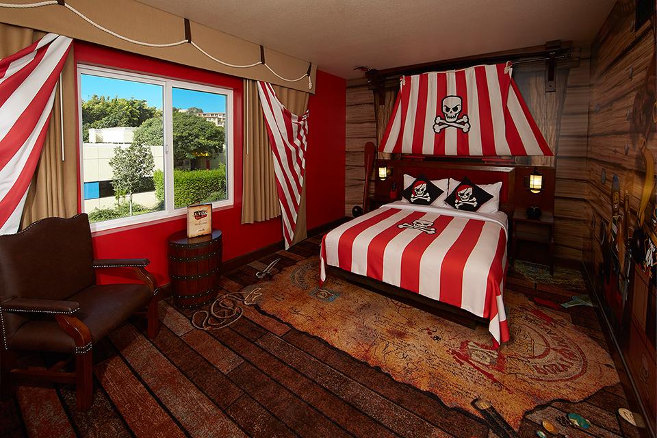LEGOLAND Florida Hotel    Pirate Themed   Premium Room.jpg