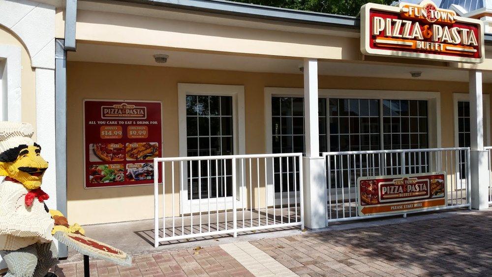 Legoland Florida Vegan Food restaurant.jpg