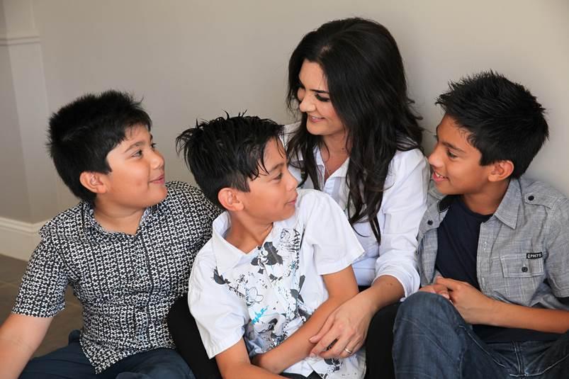 Melinda Cruz Miracle Babies Speaker Writer Founder Boys