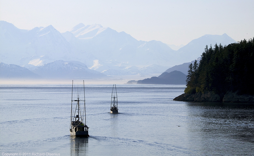 Journey Along theInside Passage - Journey to Alaska via the Inside Passage