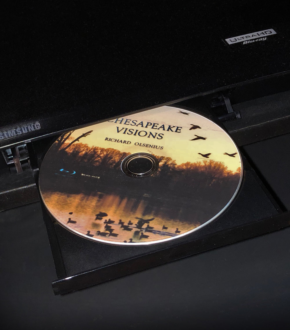 Chesapeake Visions Blu-ray