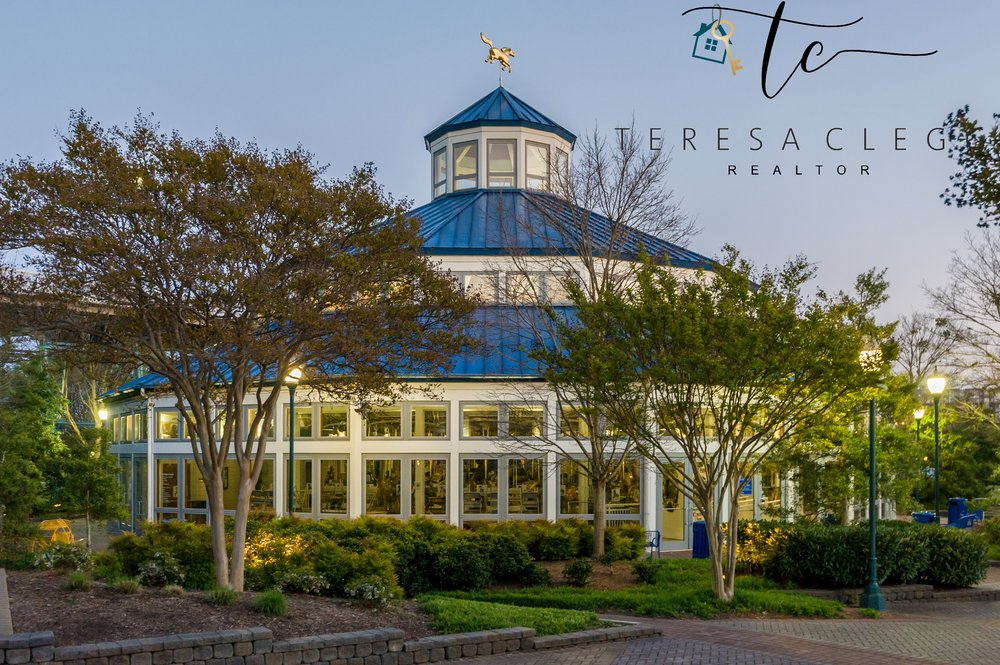 Teresa Clegg Chattanooga Realtor Coolidge Park
