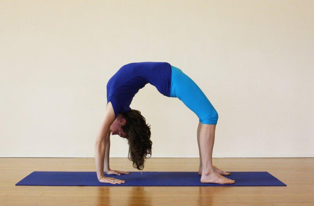 Iyengar Yoga Asheville Greta Kent-Stoll