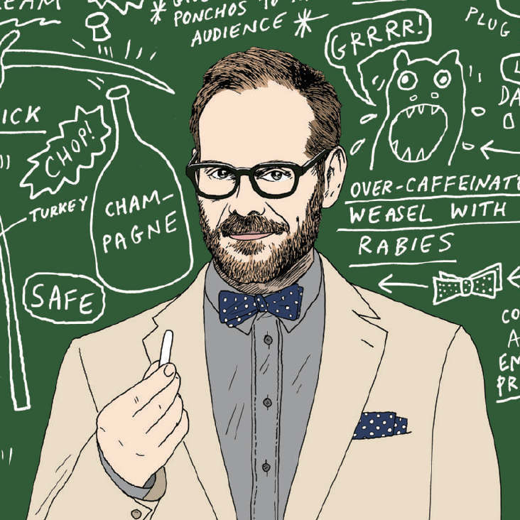 """ Alton Brown's Existential Stew "" (TIME, Dec. 2014)"
