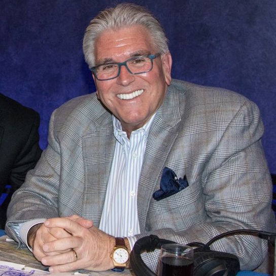 """ Mike Francesa Says Goodbye to All That at WFAN "" (SI.com, Dec. 2017)"