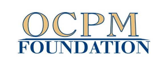 Special thanks to our Premier Sponsor of 2018, OCPM Foundation!