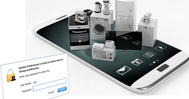 Internet of Things smart devices