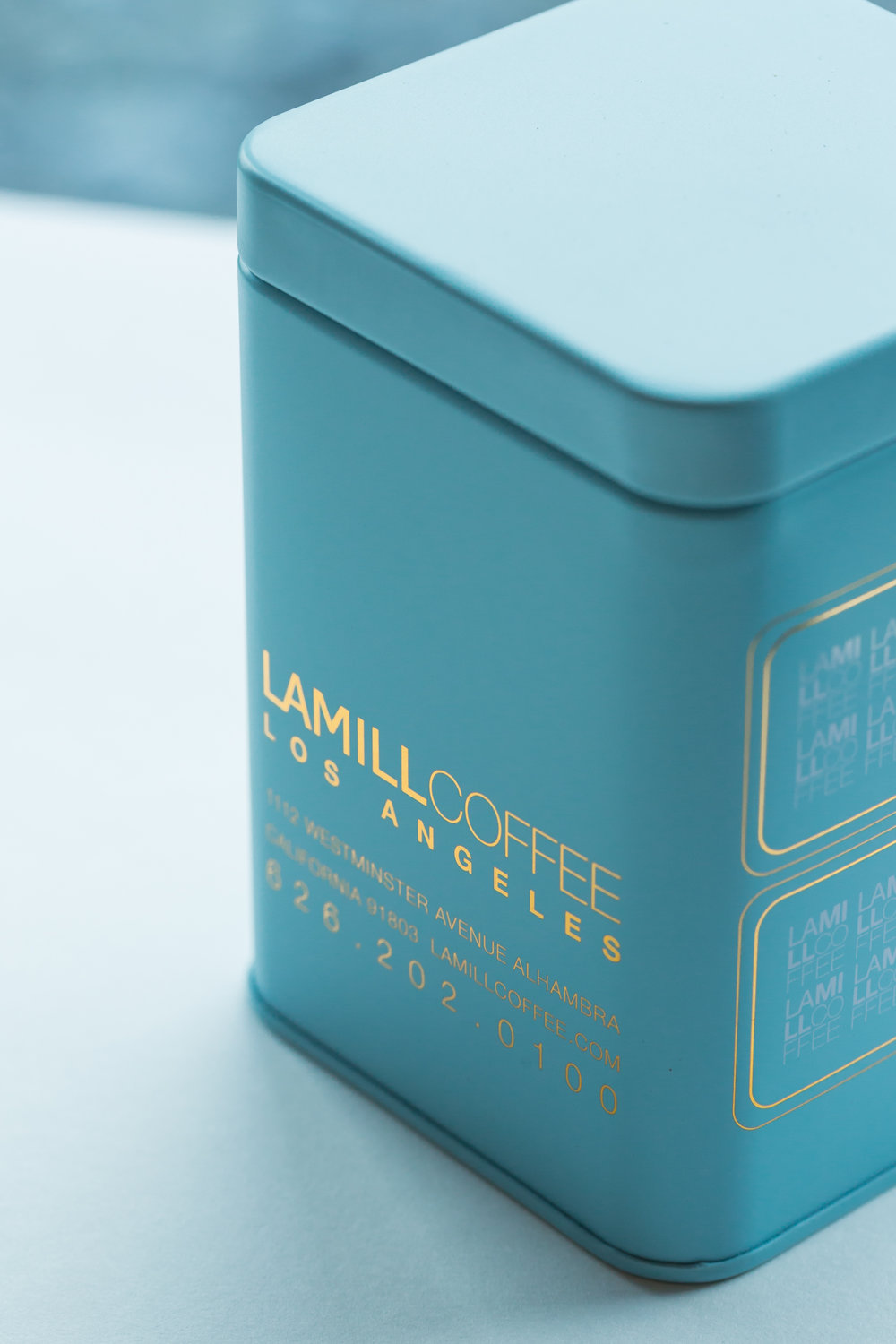Lamill Coffee. Los Angeles.