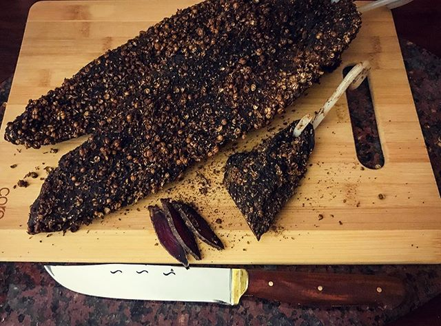 Ready for the holidays... • • #biltong #snacks #therealthing #madewithlove #homemade #beef #healthyfood #beersnacks