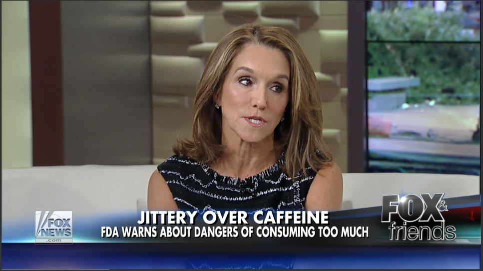 FOX: FDA warns of increase in caffeine overdoses -
