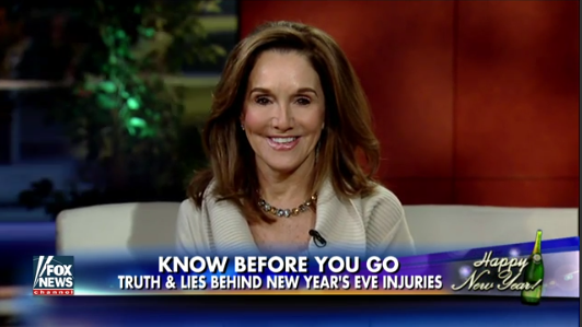 FOX: Fact vs. fiction - New Year's Eve Injuries -