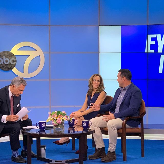Tune in 11 am @abc7ny to learn all about @cariehealth. What is it? Tune in and find out. @mattwanderer @billritter7 @abcnews @abcnetwork #doctors #healthcare #telemedicine #cariehealth