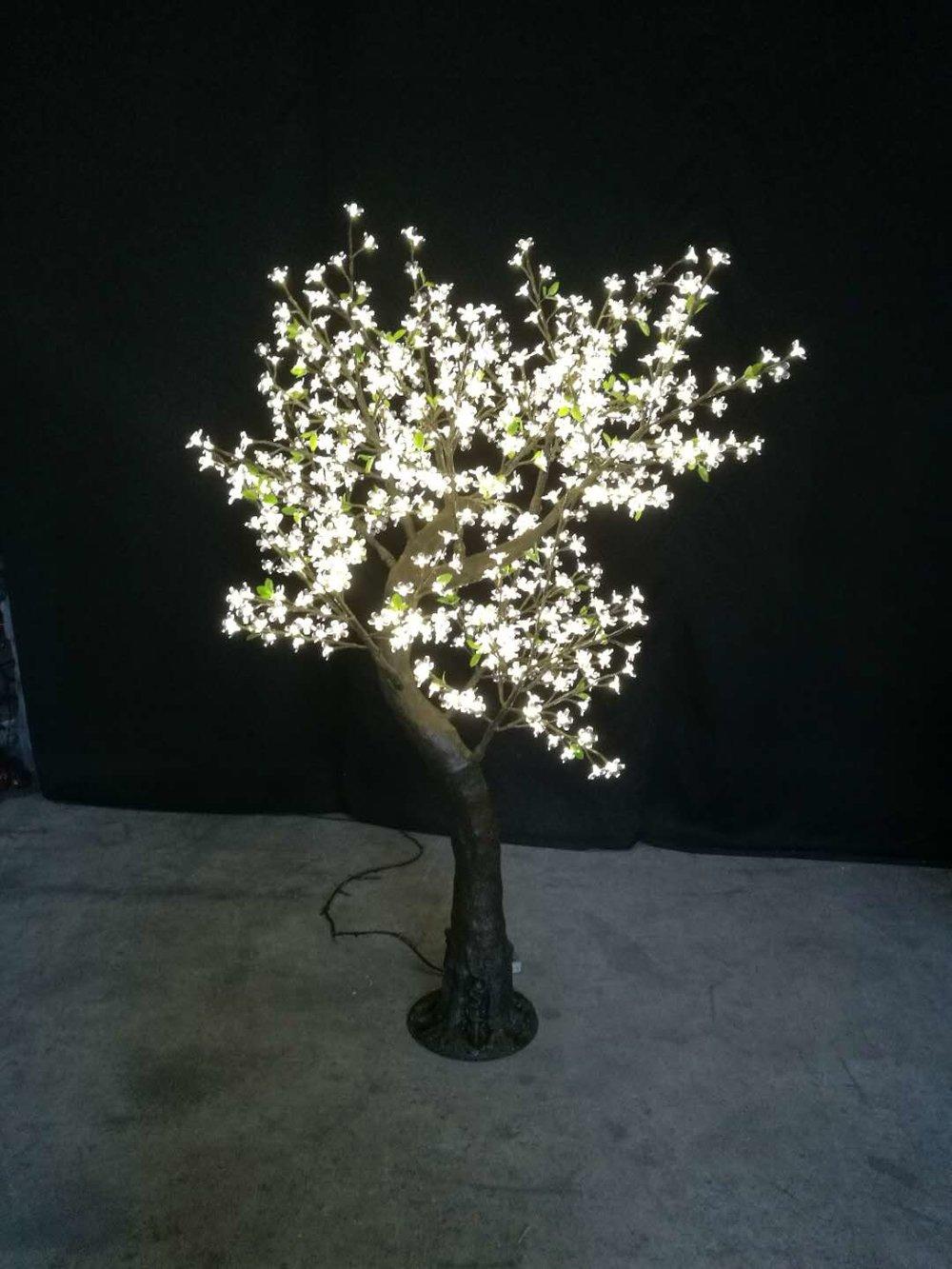 7' Folsom Warm White Cherry Blossom