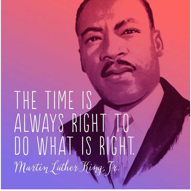 Today would have been Dr. Martin Luther King Jr.'s 90th birthday. These days, his messages of economic and social equality are just as strong and relevant as ever!#HBD #MLK #Dreams