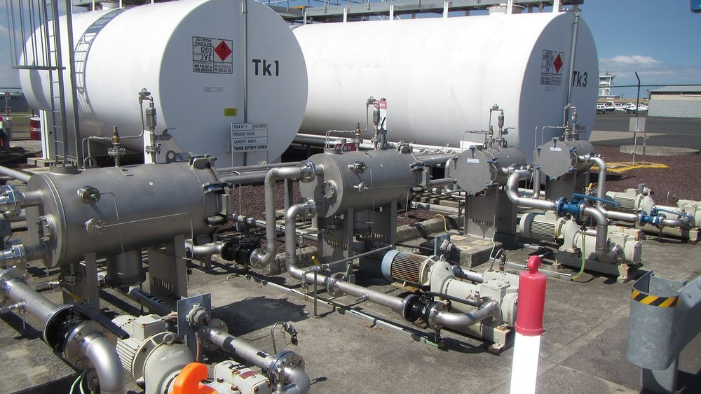 LNG Warehousing  - Delivered into Papua New Guinea