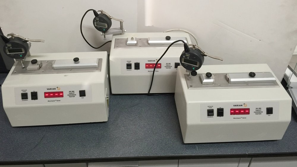 Hardness Tester Calibration - for NSW Roads & Transport