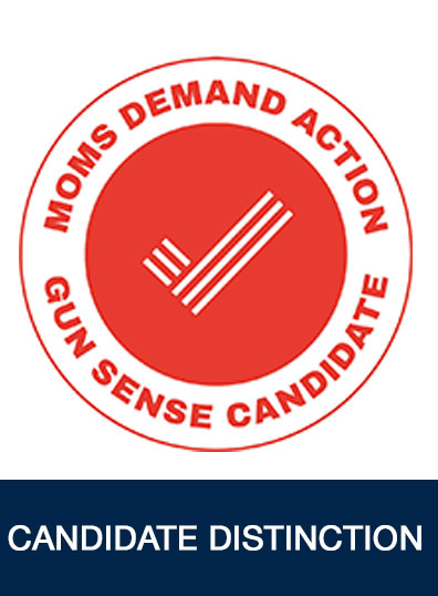 MOMS Demand Action Candidate Distinction