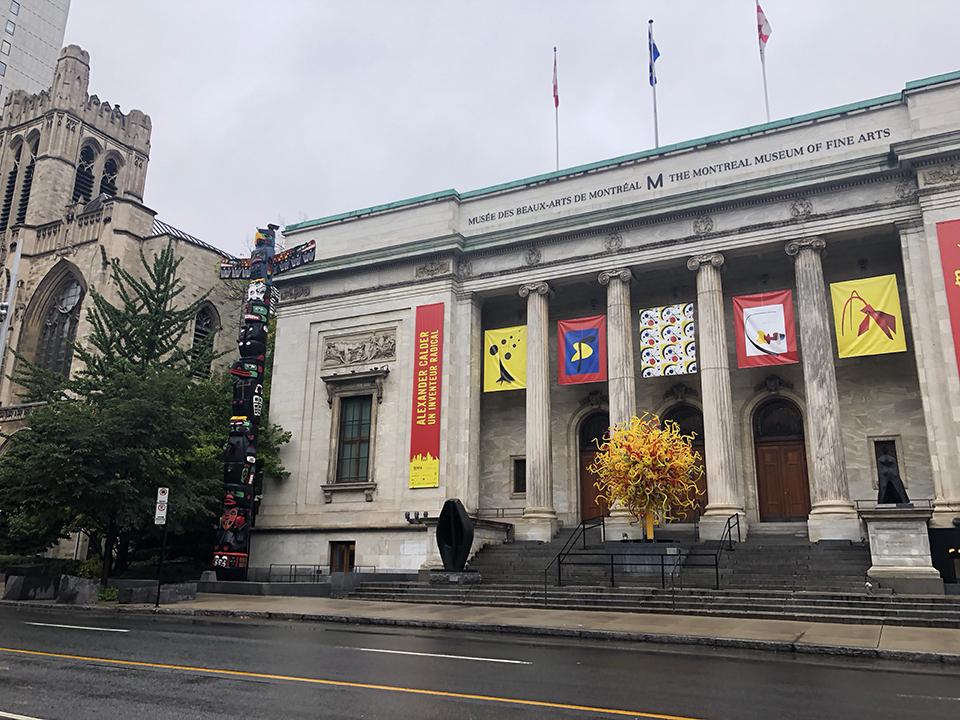 Musee Des Beaux Arts De Montréal