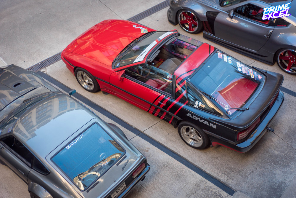 Tony Scott - I hail from Houston, TX, and own (as of this time) a 1988 Toyota Supra Turbo, a 2000 B16A2 swapped DC4 Integra track build WIP, and a 1984 Mercedes Benz 300D Turbodiesel that never, ever runs. Rad 80s and 90s cars are my jam, and I like to beat the living daylights out of my Supra on the weekends, only to ask it to be my daily the other five days of the week.