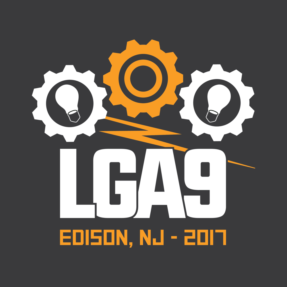 Amazon LGA9 Shirt Logo