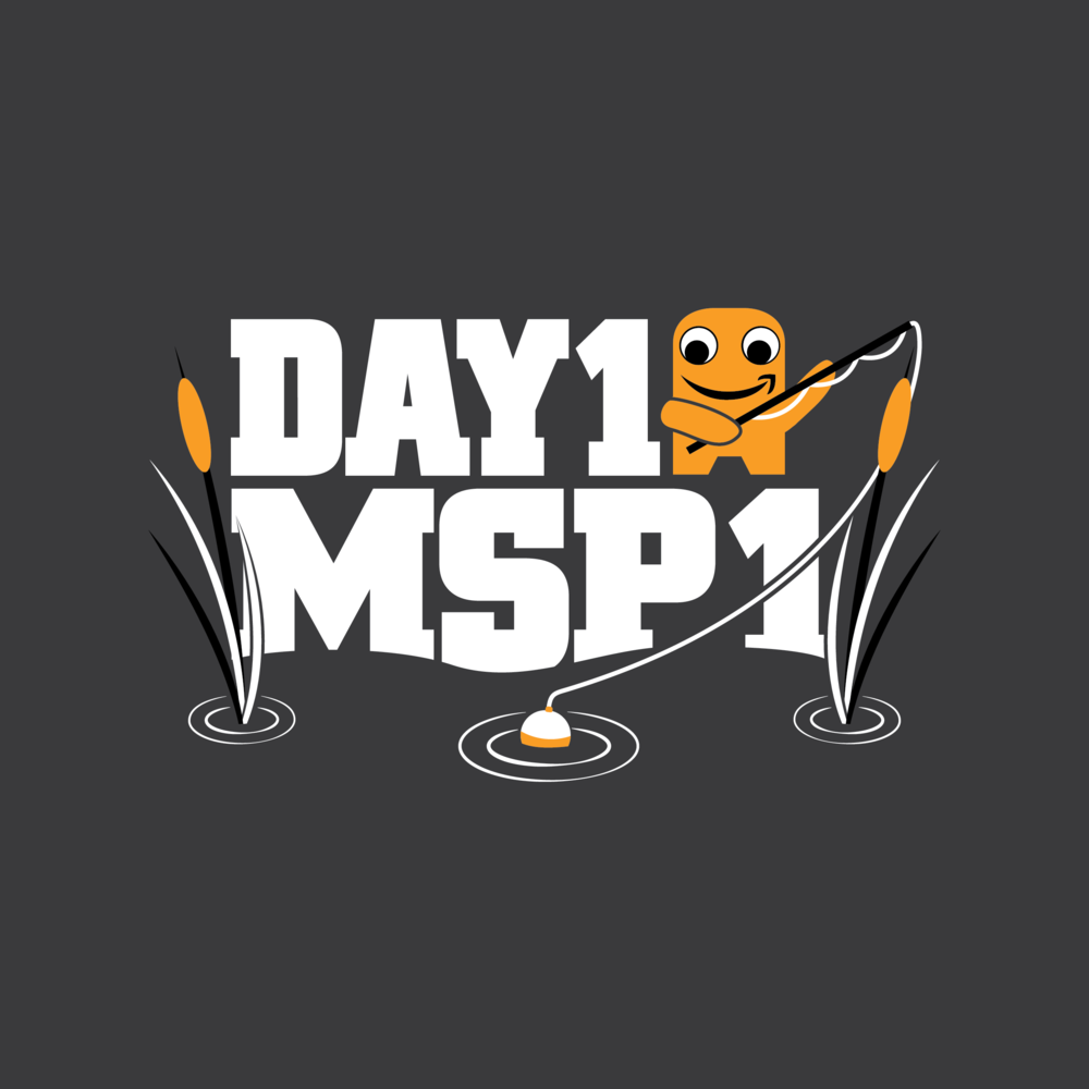 Amazon MSP1 Day 1 Shirt Logo