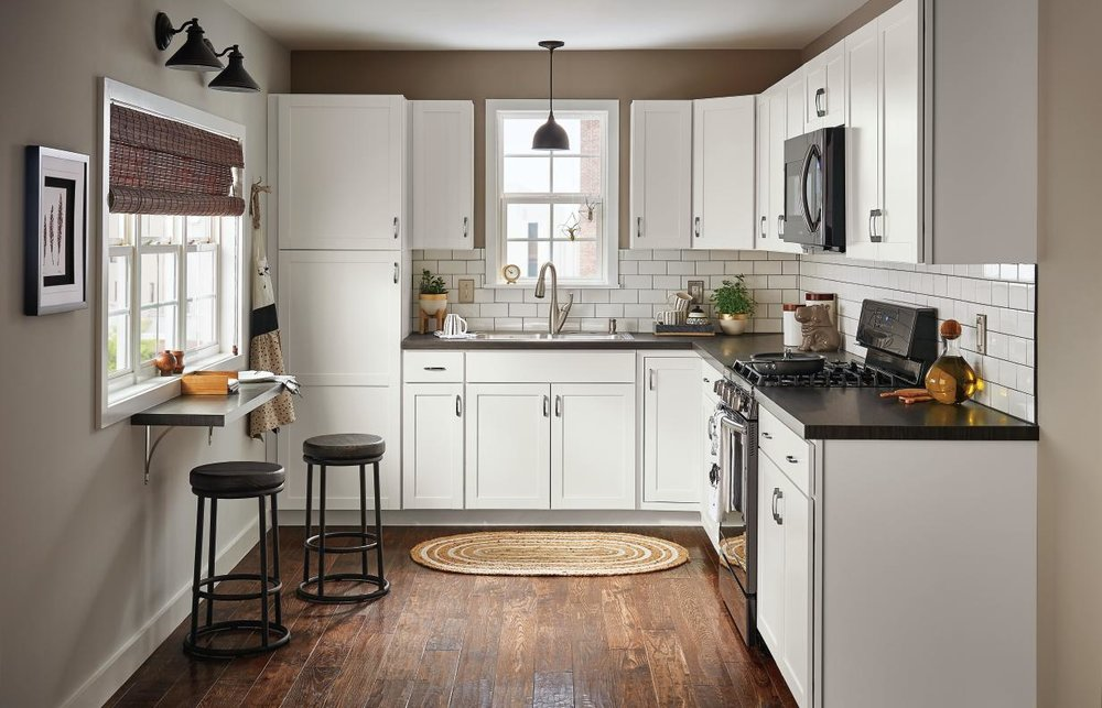 Decorau0027s Latest Introductions Encompass A Variety Of New Cabinet Door  Styles, Finish Techniques, Specialty Products And More To Help You Create A  Look That ...