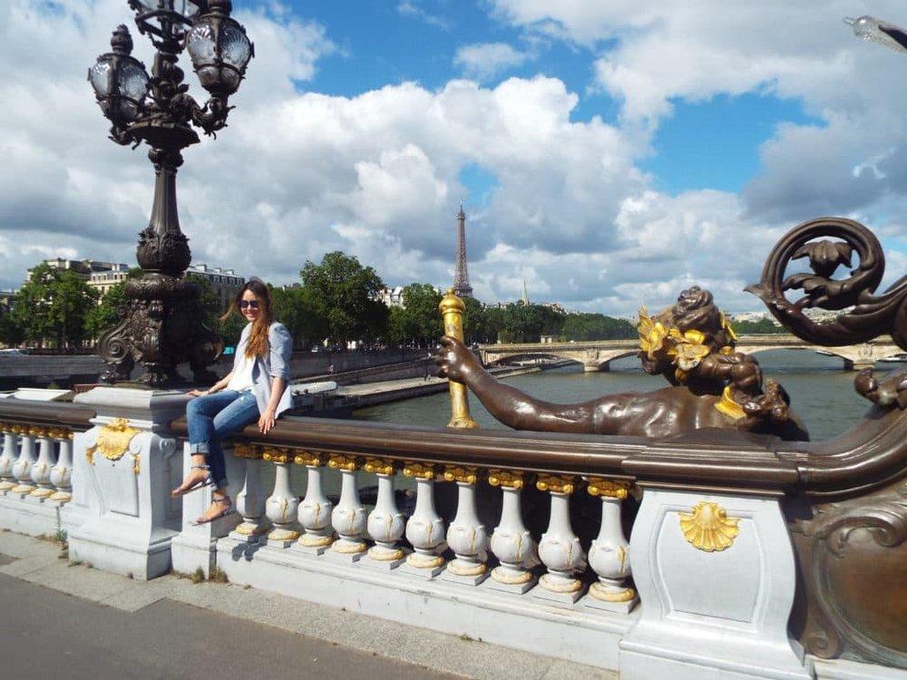 Andrea In Paris