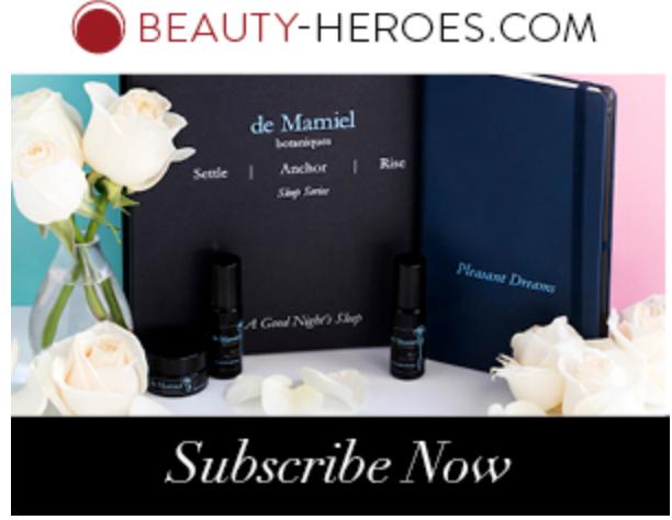 de Mamiel x Beauty Heroes