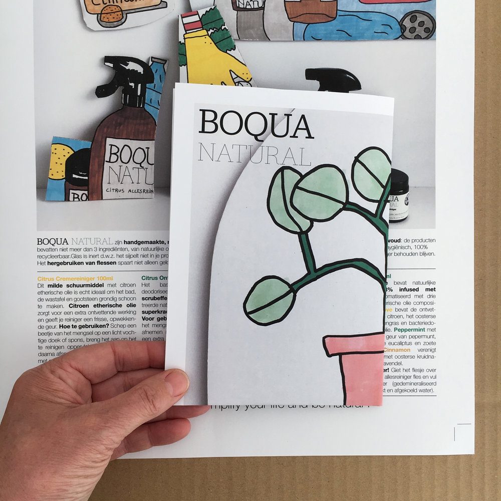 Boqua Natural folder