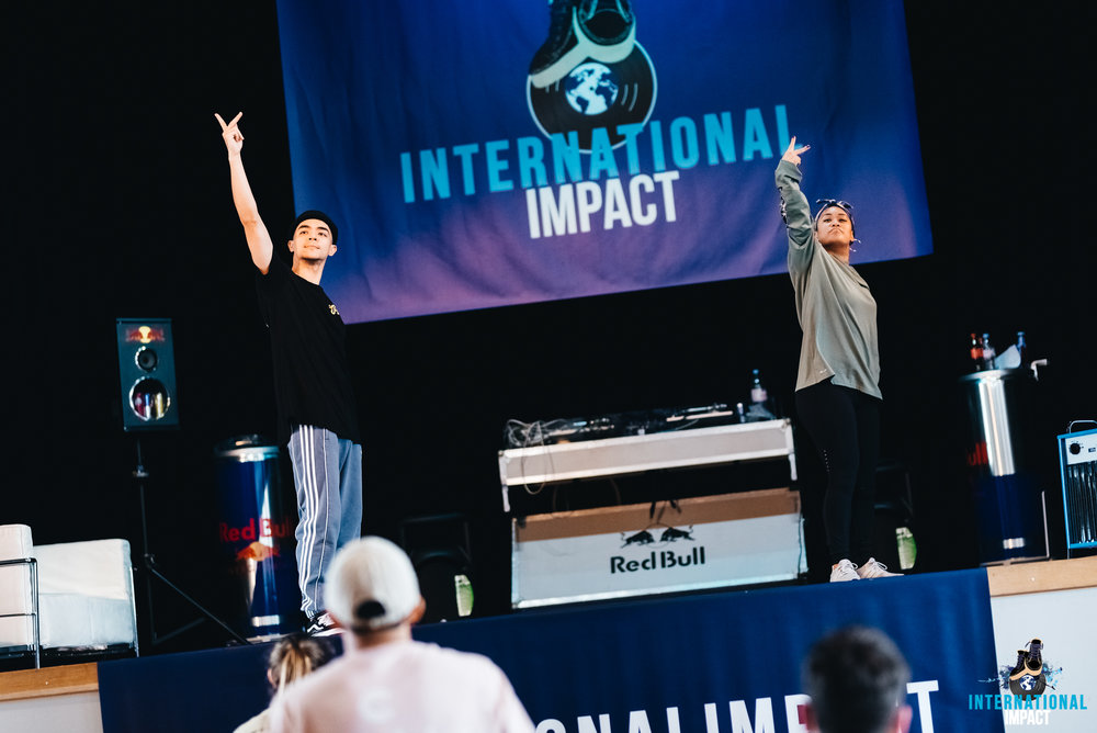 Thank you - Allan and International Impact! We had such a great time.Love you guys!