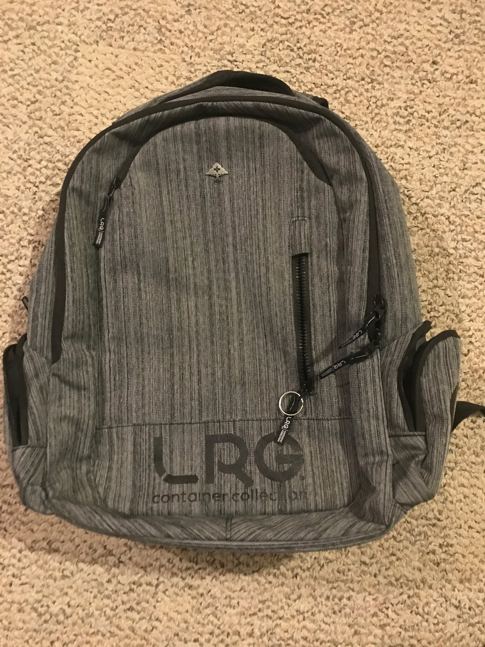 $15 LRG laptop backpack  - RETAIL: $50