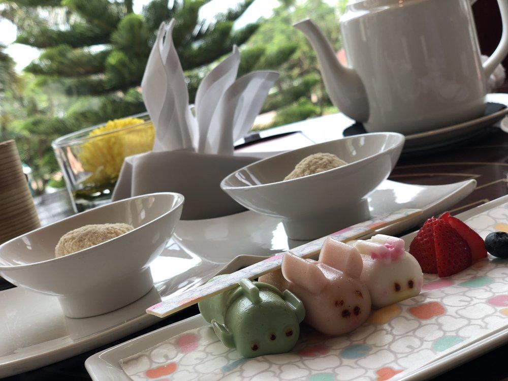 Tsum Tsum Chilled Pudding -