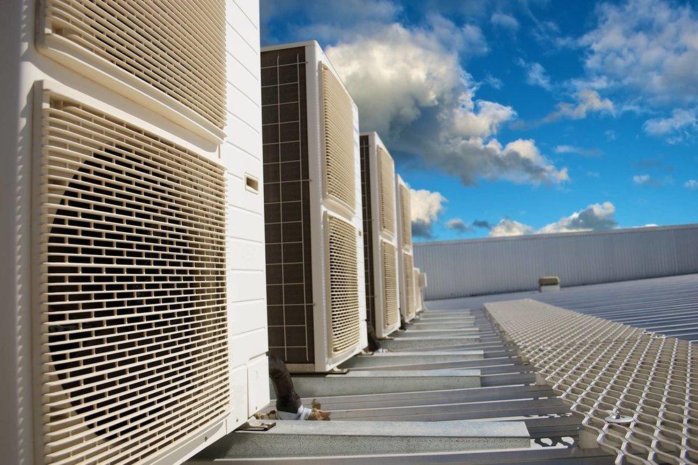 Heatpump / Airconditioning outdoor unit